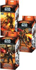 Bounty Hunters Huge Pack (Case - 6 Packs)