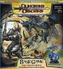 Basic Game w/Blue Dragon (Revised Edition)