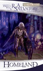 Legend of Drizzt, The #1 - Homeland