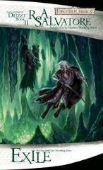 Legend of Drizzt, The #2 - Exile