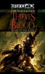 Blade of the Flame #1 - Thieves of Blood