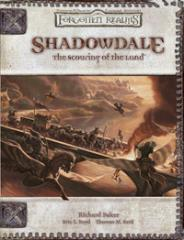 Forgotten Realms Trilogy #2 - Shadowdale - The Scouring of the Land