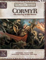 Forgotten Realms Trilogy #1 - Cormyr - The Tearing of the Weave