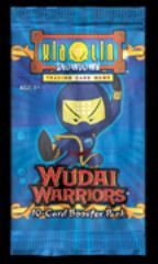 Wudai Warriors Booster Pack