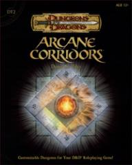 Dungeon Tiles #2 - Arcane Corridors