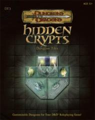 Dungeon Tiles #3 - Hidden Crypts