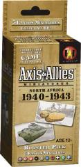 North Africa 1940-1943 Booster Pack (Case - 12 Packs)