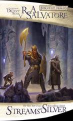 Legend of Drizzt, The #5 - Streams of Silver