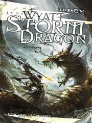 Draconic Prophecies #1 - Storm Dragon