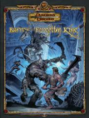 D&D Trilogy #1 - Barrow of the Forgotten King