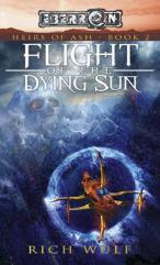Heirs of Ash #2 - Flight of the Dying Sun