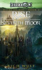 Heirs of Ash #3 - Rise of the Seventh Moon