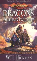 Chronicles #1 - Dragons of Autumn Twilight