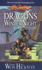 Chronicles #2 - Dragons of Winter Night
