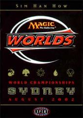 2002 World Championships Deck - Sim Han How (Quarter Finalist)