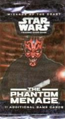 Phantom Menace Booster Pack
