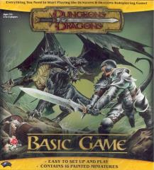 Basic Game w/Black Dragon (1st Edition)