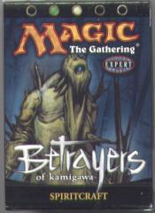 Betrayers of Kamigawa - Spiritcraft