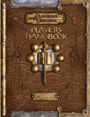 Player's Handbook 3.5 (Premium Reprint Edition)