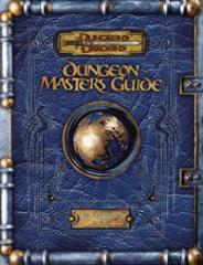 Dungeon Master's Guide 3.5 (Premium Reprint Edition)