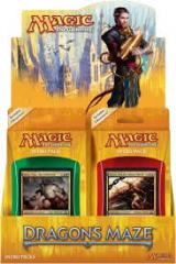 Dragon's Maze - Intro Pack Display Box (10 Decks)