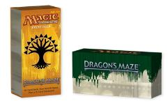 Dragon's Maze Event Decks Display Box