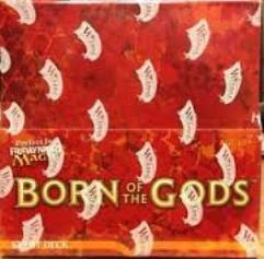 Born of the Gods Event Decks Display Box