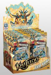 Evo Fury Competitive Deck - Tornado Generator Display Box