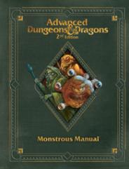 Monstrous Manual (Premium Reprint Edition)