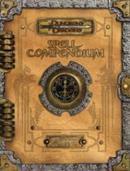 Spell Compendium 3.5 (Premium Reprint Edition)