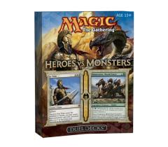 Duel Decks - Heroes vs. Monsters