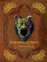 Dungeons of Dread (Premium Reprint Edition)