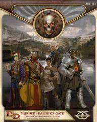 Sundering, The #1 - Murder in Baldur's Gate (3.5, 4E and D&D Next Compatible)