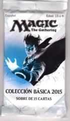 Magic 2015 Booster Pack (Spanish)