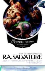 Legend of Drizzt, The - Book II (25th Anniversary Edition)