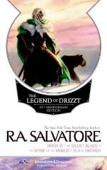 Legend of Drizzt, The - Book IV (25th Anniversary Edition)