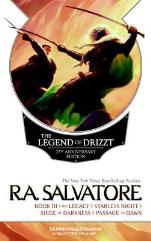 Legend of Drizzt, The - Book III (25th Anniversary Edition)
