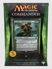 Commander Deck 2014 - Guided by Nature