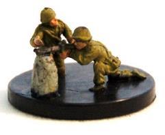 MG 34 Machine-Gun Team