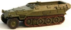 Romanian Sd Kfz 251