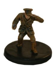 Belgium Officer