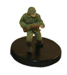 Motorized Schutzen Infantry