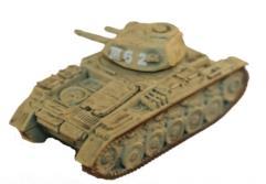 Panzer II Ausf. F (Early War)