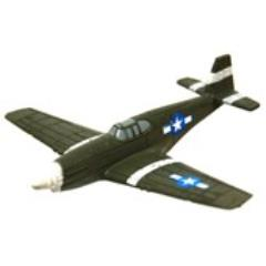 P-51B Mustang Ace