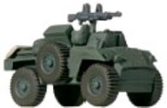 Humber Scout Car (Set #1)