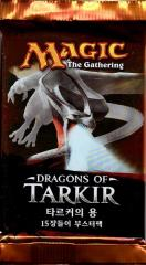 Dragons of Tarkir Booster Pack (Korean)