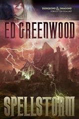 Elminster Series #6 - Spellstorm