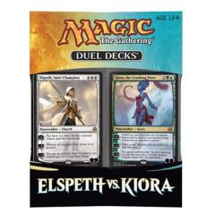 Duel Decks - Elspeth vs. Kiora