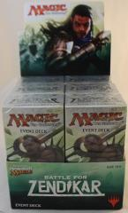 Battle for Zendikar - Event Decks Display Box