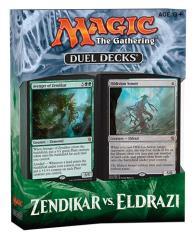 Duel Decks - Zendikar vs. Eldrazi
